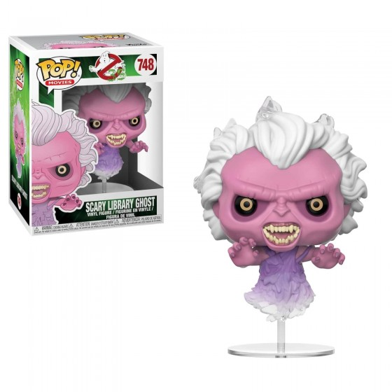 Funko Pop! - Scary Library Ghost (748) - Ghostbusters