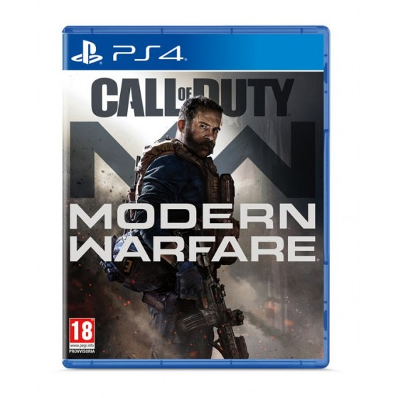 Call of Duty: Modern Warfare - Preorder PS4 - The Gamebusters