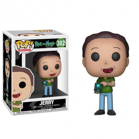 Funko Pop! - Jerry (302) - Rick & Morty
