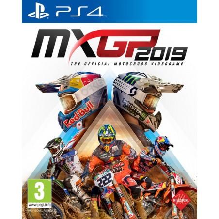 MXGP 2019 - Preorder PS4