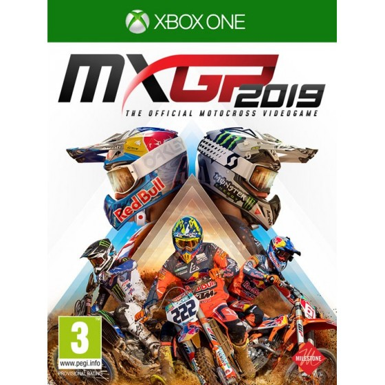 MXGP 2019 - Preorder Xbox One - The Gamebusters