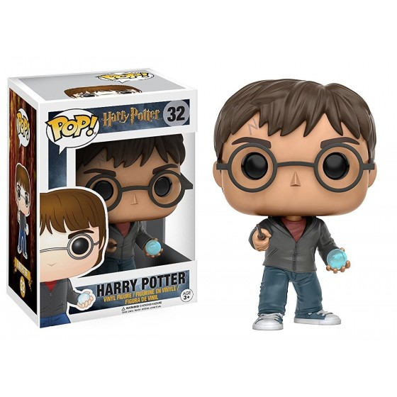 Funko Pop! - Harry Potter with Prophecy (32) - Harry Potter
