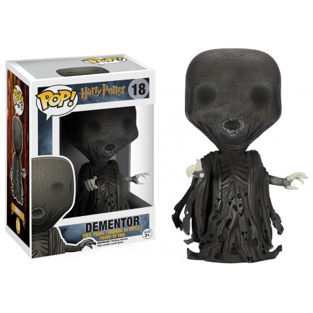 Funko Pop! - Dementor (18) - Harry Potter