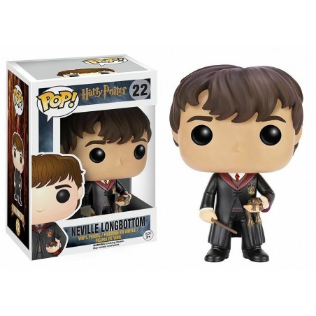 Funko Pop! - Neville Longbottom (22) - Harry Potter