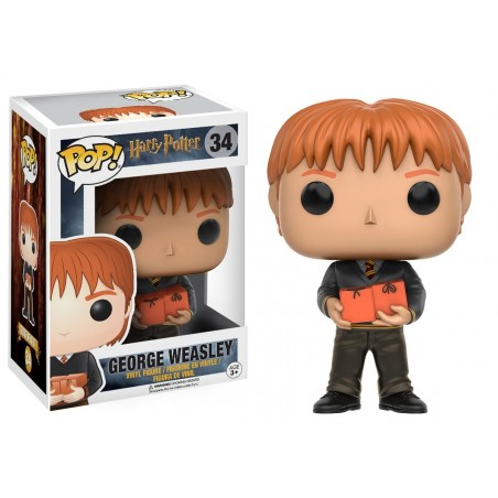 Funko Pop! - George Weasley (34) - Harry Potter