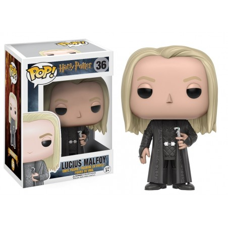 Funko Pop! - Lucius Malfoy (36) - Harry Potter