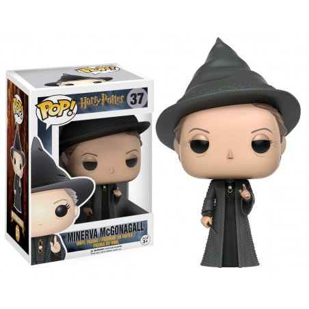 Funko Pop! - Minerva McGonagall (37) - Harry Potter