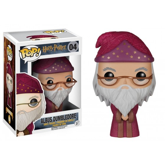Funko Pop! - Albus Dumbledore (04) - Harry Potter