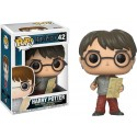 Funko Pop! - Harry Potter with Marauders Map (42) - Harry Potter