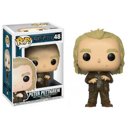 Funko Pop! - Peter Pettingrew (48) - Harry Potter