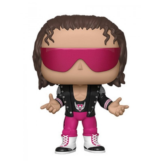 Funko Pop! - Bret Hart - Wrestling - Preorder