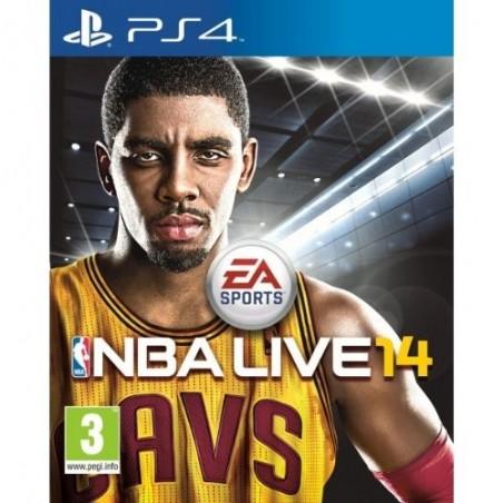 NBA Live 14 - PS4 usato