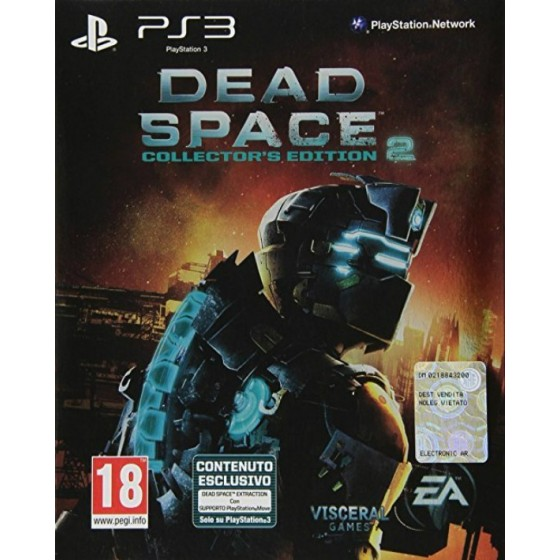 Dead Space 2 - Collector's Edition - PS3 usato