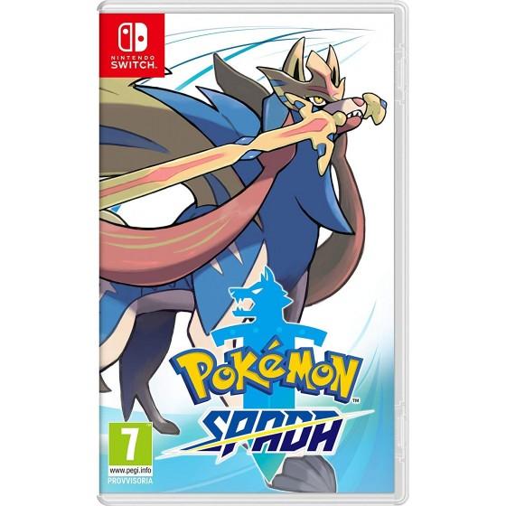 Pokemon Spada - Preorder Switch