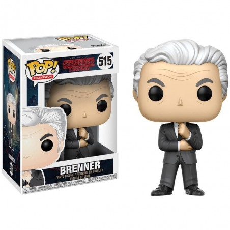 Funko Pop! - Brenner (515) - Stranger Things