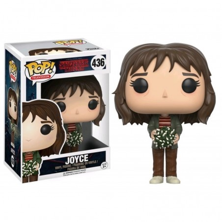 Funko Pop! - Joyce With Light (436) - Stranger Things