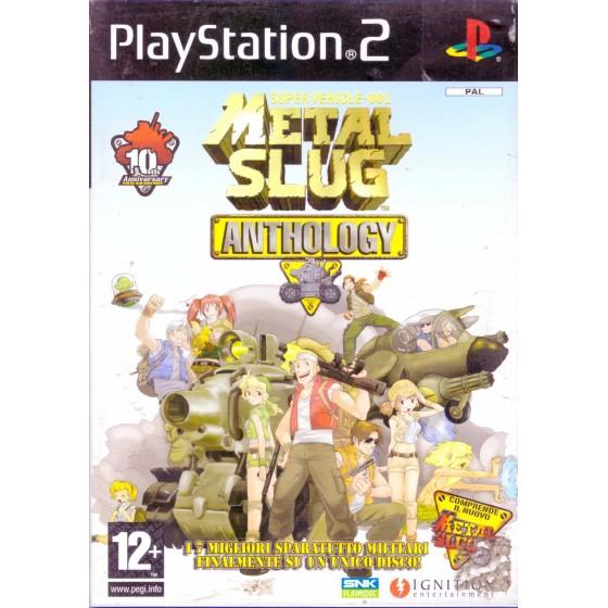 Metal Slug Anthology - PS2