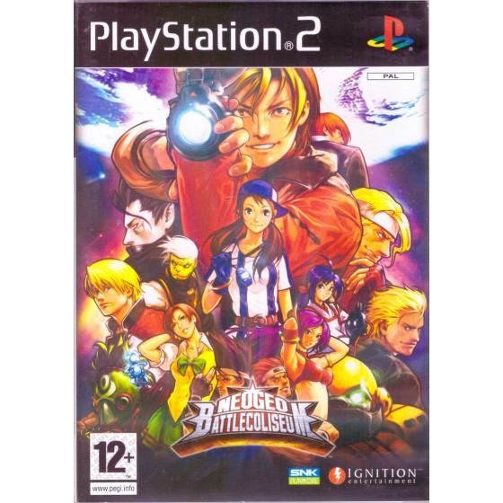 NeoGeo Battle Coliseum - PS2
