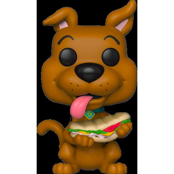 Funko Pop! - Scooby-Doo With Sandwich - Scooby-Doo
