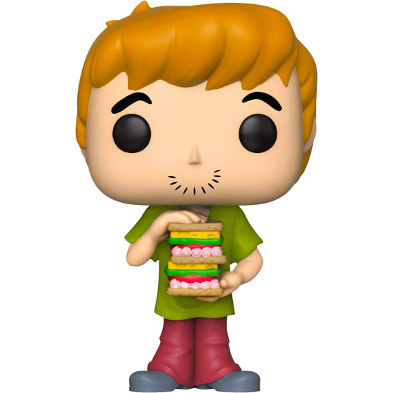 Funko Pop! - Shaggy With Sandwich - Scooby-Doo