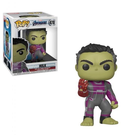 Funko Pop! - Hulk (478) - Avengers Endgame