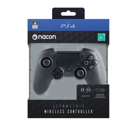 Controller Nacon Asymmetric Wireless - PS4