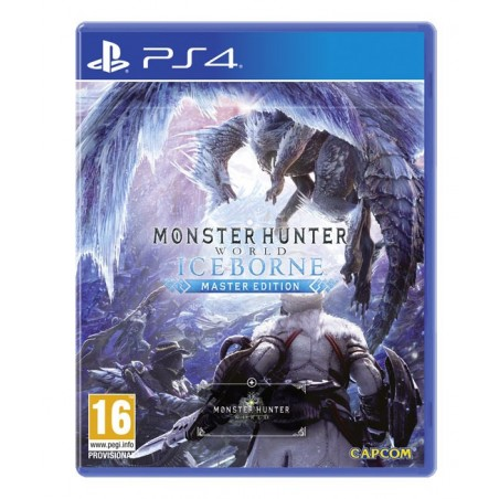 Monster Hunter World: Iceborne - Master Edition - PS4 - The Gamebusters
