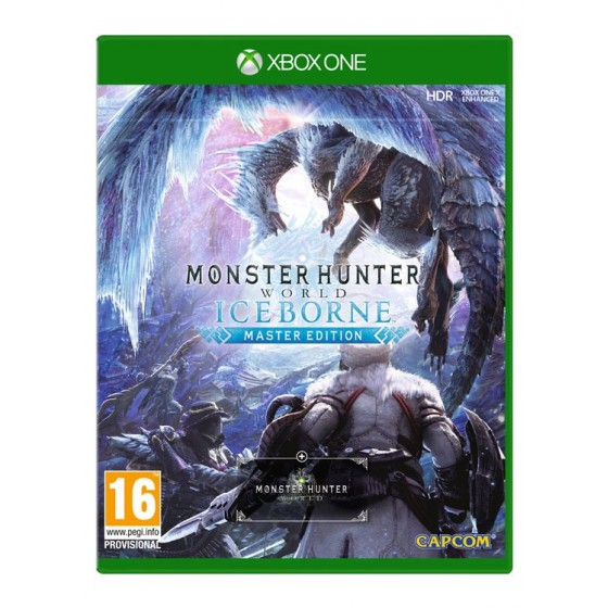 Monster Hunter World: Iceborne - Master Edition - Xbox One - The Gamebusters