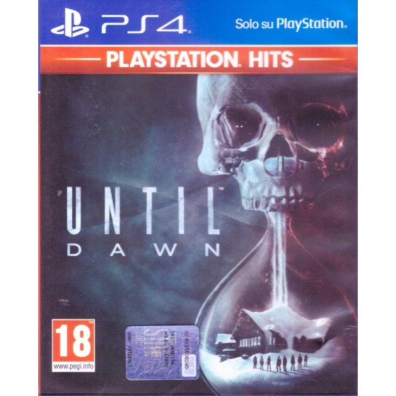 Until Dawn - Playstation Hits - PS4