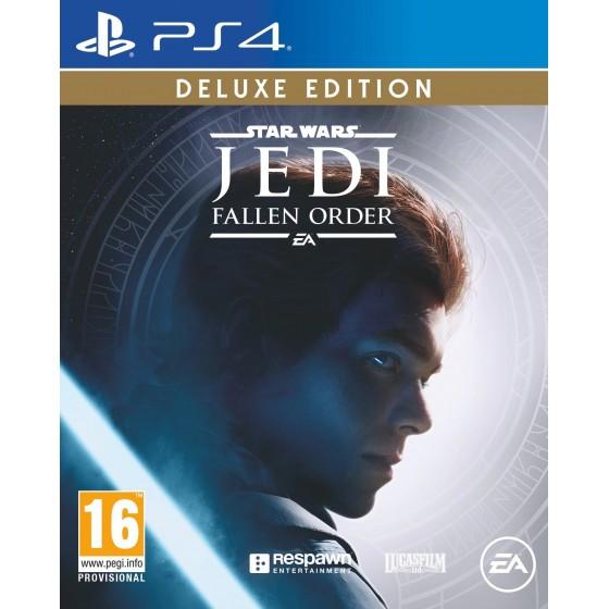 Star Wars Jedi Fallen Order - Deluxe Edition - PS4