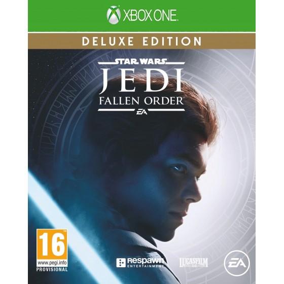 Star Wars Jedi Fallen Order - Deluxe Edition - Xbox One