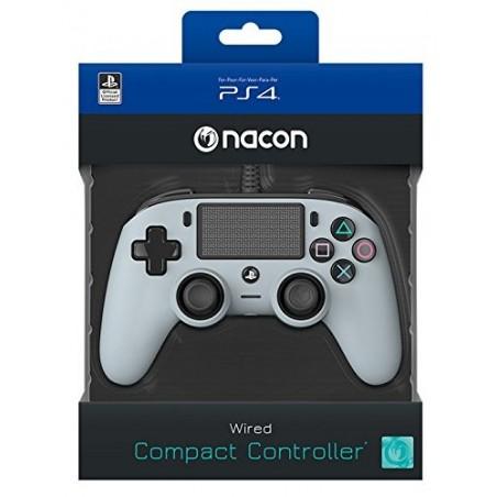 Controller Nacon Compact - Grigio - PS4