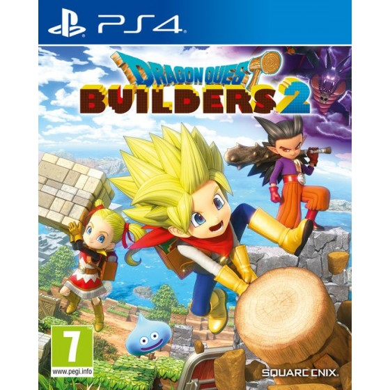 Dragon Quest Builders 2 - PS4 - The Gamebusters
