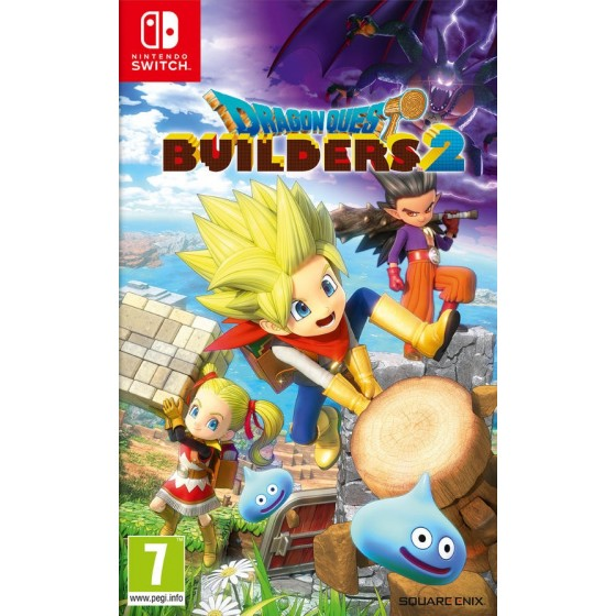Dragon Quest Builders 2 - Switch - The Gamebusters
