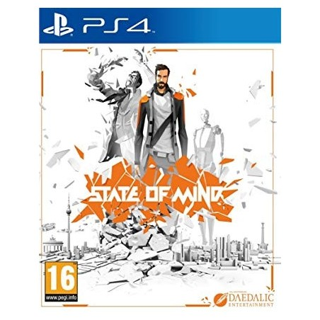 State of Mind - PS4