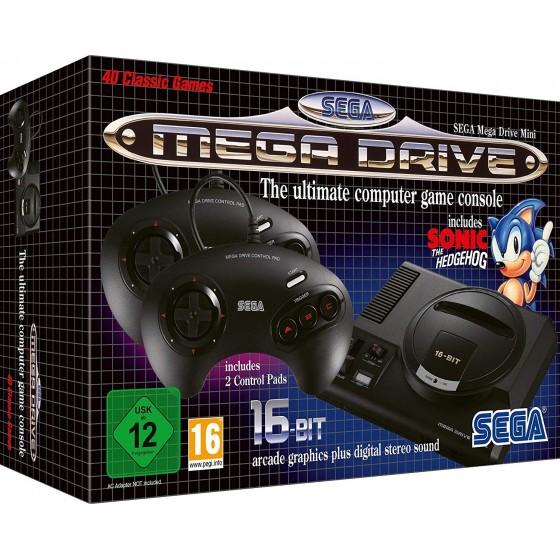 SEGA Mega Drive Mini - Preorder