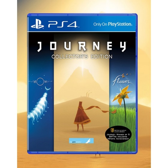 Journey Collector's Edition - PS4