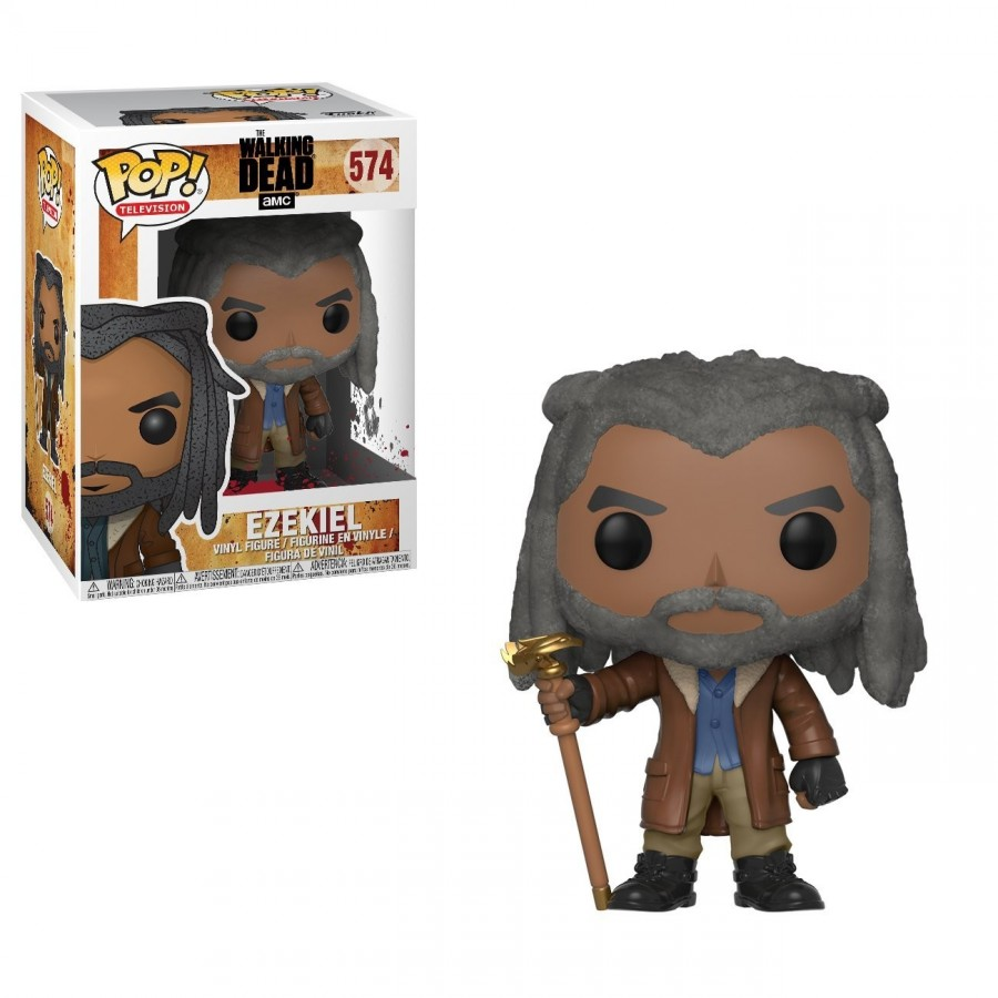 Funko Pop! - Ezekiel (574) - The Walking Dead