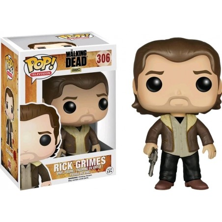 Funko Pop! - Rick Grimes (306) - The Walking Dead