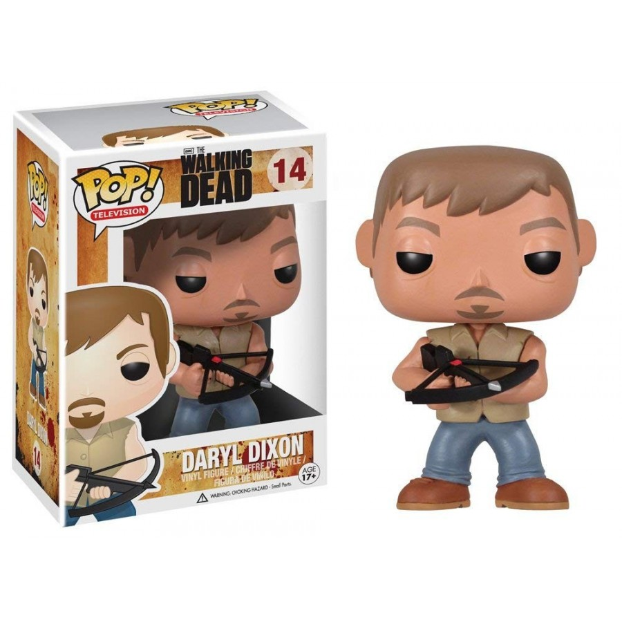 Funko Pop! - Daryl Dixon (14) - The Walking Dead
