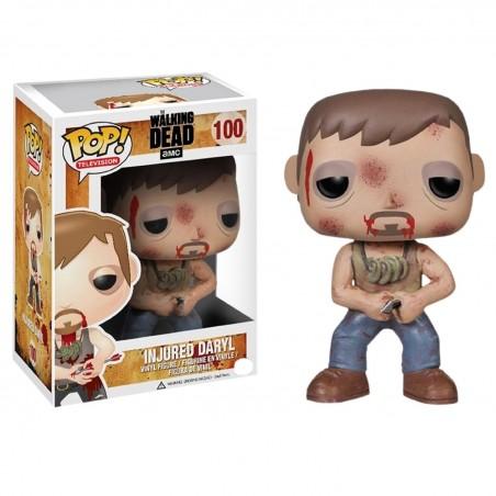 Funko Pop! - Injured Daryl (100) - The Walking Dead