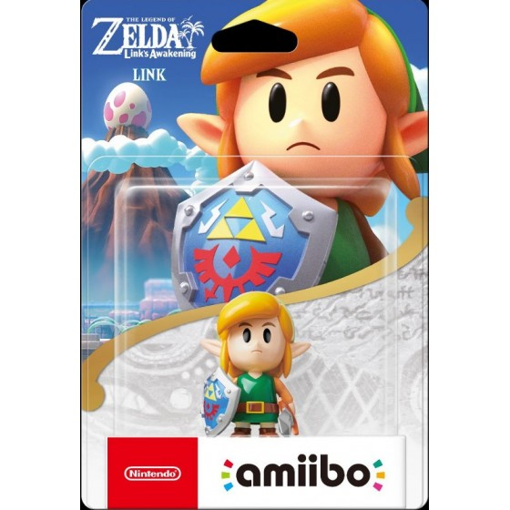 Nintendo Amiibo - Link - The Legend of Zelda Link's Awakening