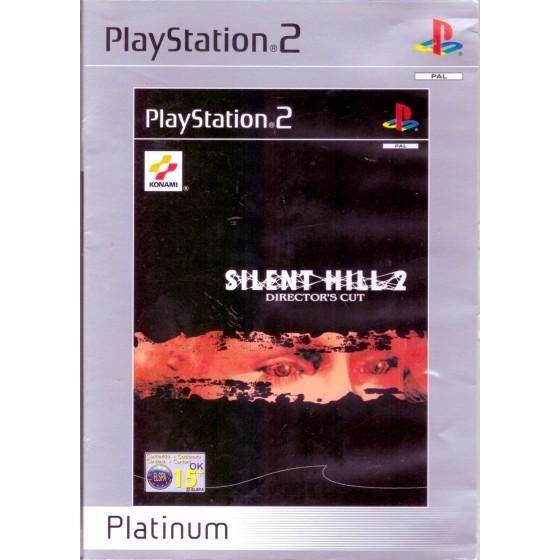 Silent Hill 2 Director's Cut - Platinum - PS2