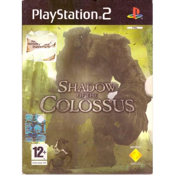 Shadow Of The Colossus - Edizione Cartonata - PS2