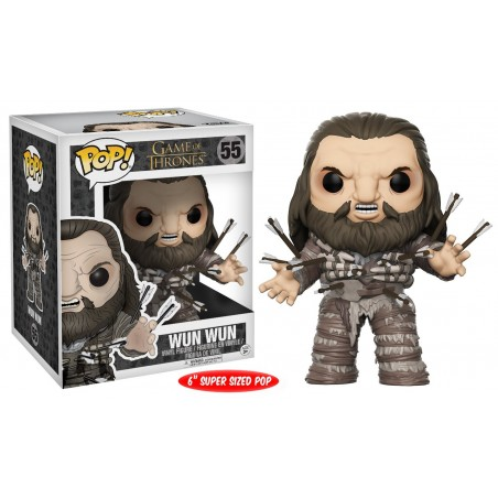 Funko Pop! - Wun Wun (55) - Game of Thrones