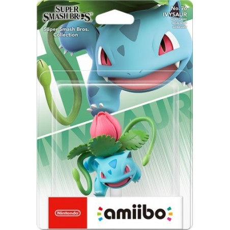 Nintendo Amiibo - Ivysaur - Super Smash Bros Ultimate