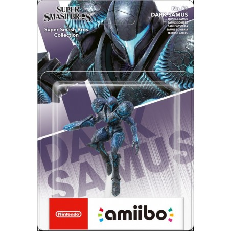 Nintendo Amiibo - Dark Samus - Super Smash Bros Ultimate