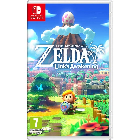 The Legend of Zelda: Link's Awakening - Preorder Switch - The Gamebusters