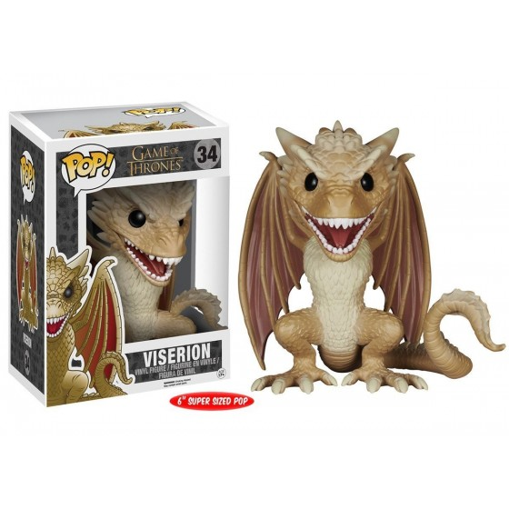 Funko Pop! - Viserion (34) - Game of Thrones