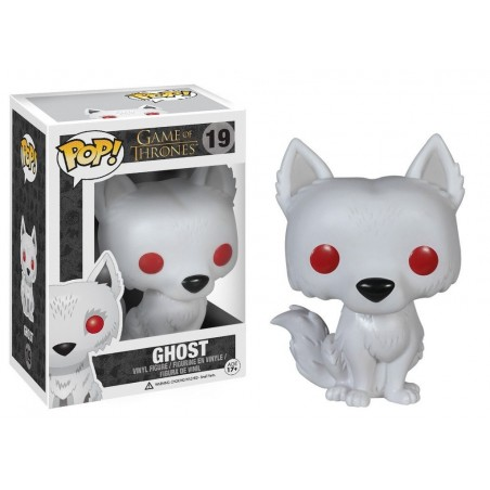 Funko Pop! - Ghost (19) - Game of Thrones